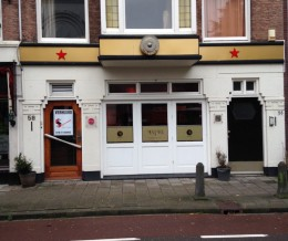Te huur aangeboden HORECARUIMTE - Zeestraat 58, Den Haag  <h10>VERHUURD</h10>