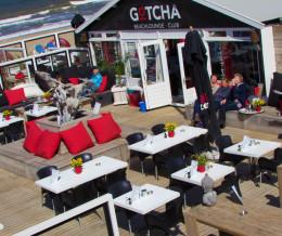 GOTCHA BEACHLOUNGE CLUB en ZIPPERS BEACH <h10>VERKOCHT</h10>
