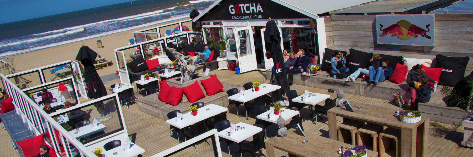 GOTCHA BEACHLOUNGE CLUB en ZIPPERS BEACH VERKOCHT