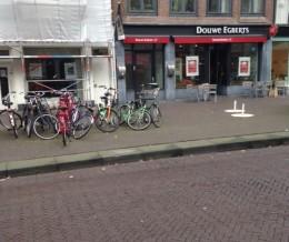 OP TOPLOCATIE IN CENTRUM DEN HAAG DOUWE EGBERTS CAFE <h10>VERHUURD</h10>