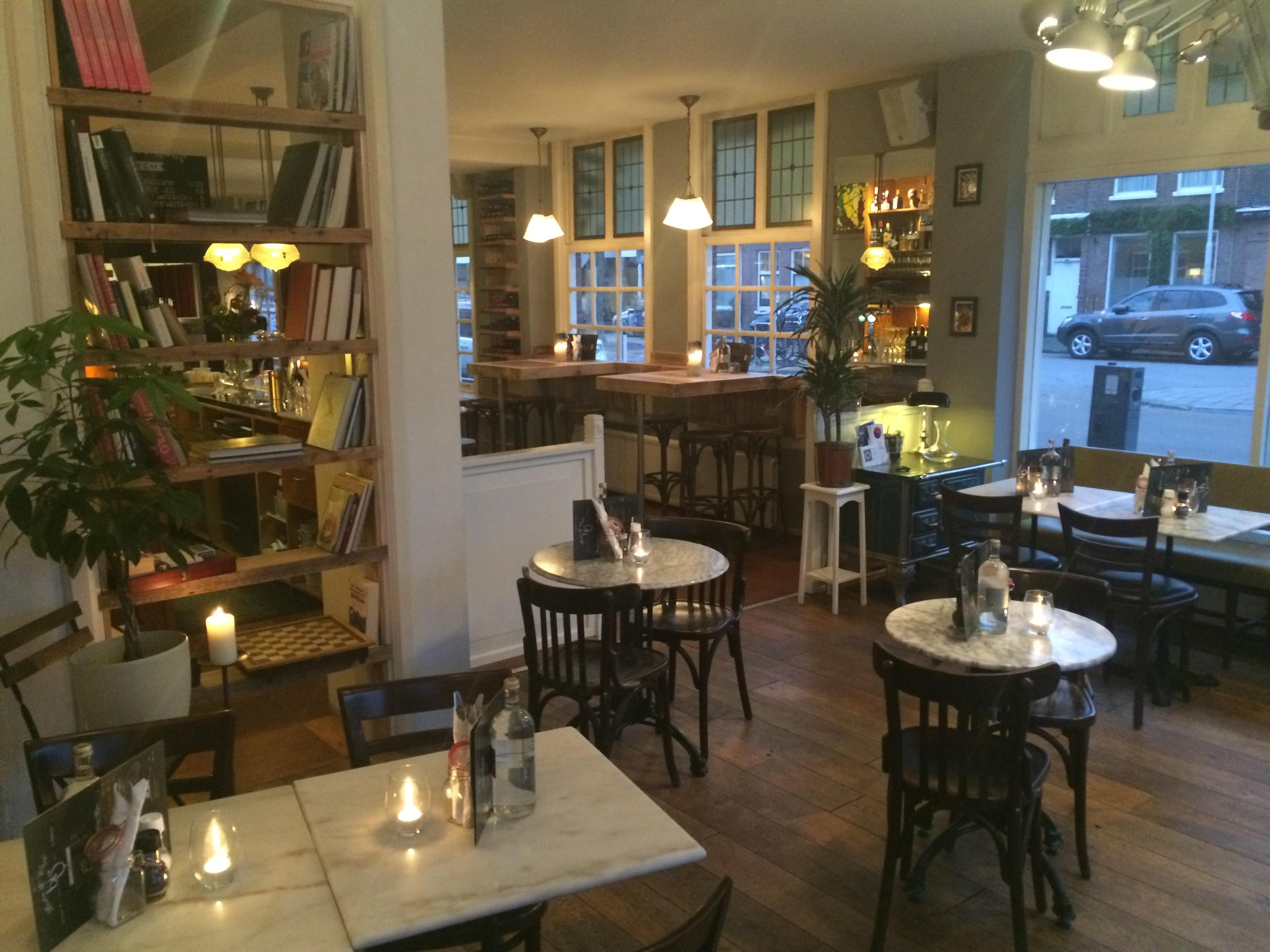 Ter overname aangeboden restaurant bis in den haag for Den haag restaurant