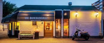 """TE KOOP AANGEBODEN RESTAURANT """"DE BOERDERIJ"""" <rood>VERKOCHT </ROOD> IN VOORBURG"""